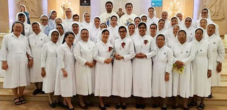 """I am a servant of God. Therefore, I will appear as a servant."""" From Jakarta, Indonesia"""