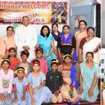 Inauguration of Asha Kiran, Patna, India