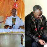 Besuch des neuen Erzbischofs in Simanjiro, Tansania