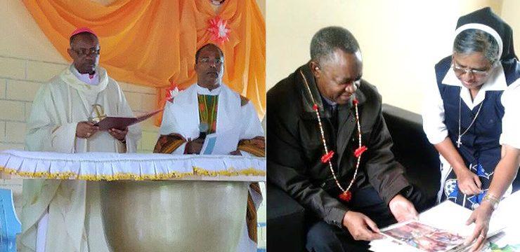 Visit of the New Archbishop to Simanjiro, Tanzania