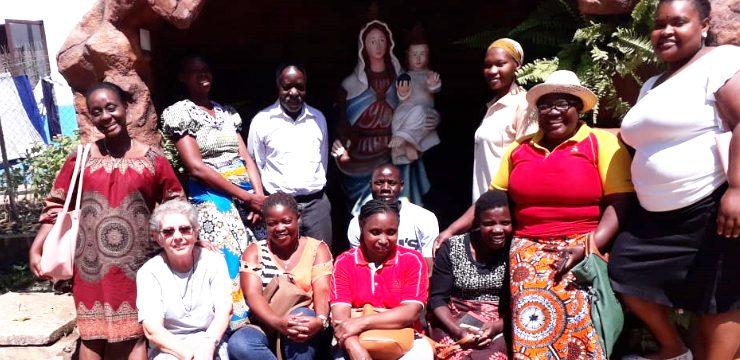 Notre Dame Friends in Mozambique