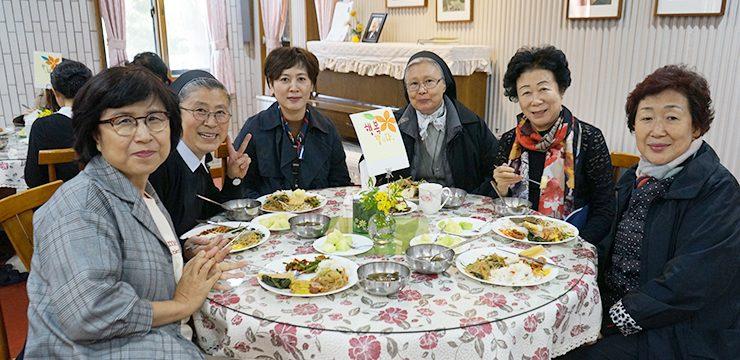 (English) ND Benefactors' Day, Regina Pacis Province, Incheon