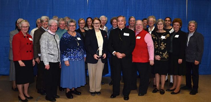 Cleveland Central Catholic gives Awards, Chardon Province