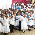 아프리카 총대리구 탄자니아, 키옴보이, 룰룸바 노틀담 학교