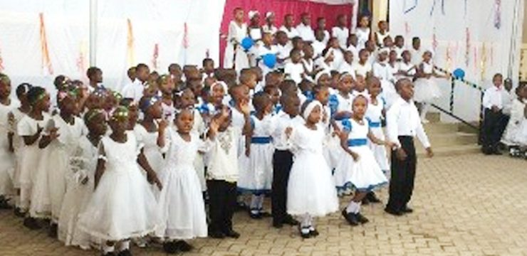 Notre Dame School, Lulumba, Kiomboi, Tanzania  in African General Delegation
