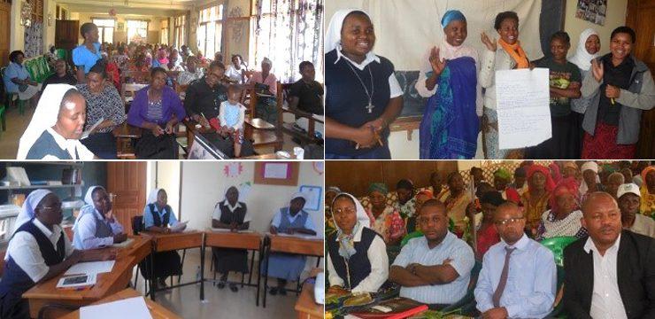 Workshop sobre JPIC em Nairobi