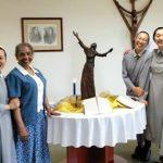 Canonization anniversary of St Julie Billiart