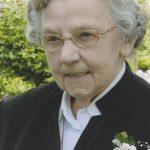 Suster Maria Reinhildis