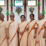 Installation Ceremony in Our Lady of the Visitation Province, Bangalore, India