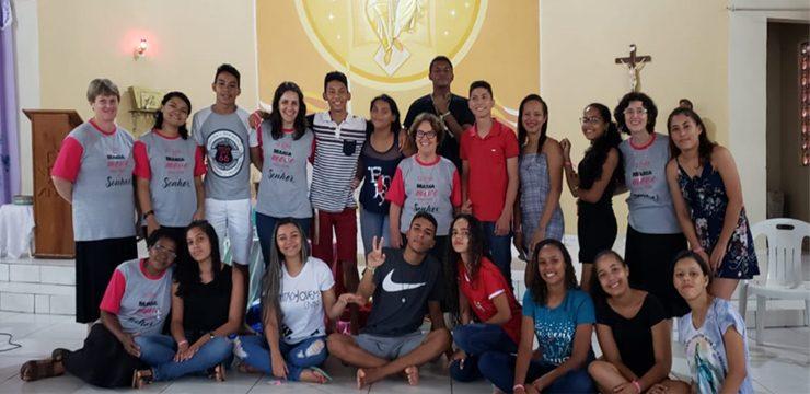 브라질 교회의 복음 선교, 성 십자가 관구, 파소 푼도