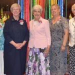 Instalação do Governo Provincial – Irmãs de Notre Dame – EUA