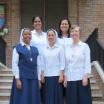 Três Futuras Formadoras Concluíram o Curso de Formação SND em Roma