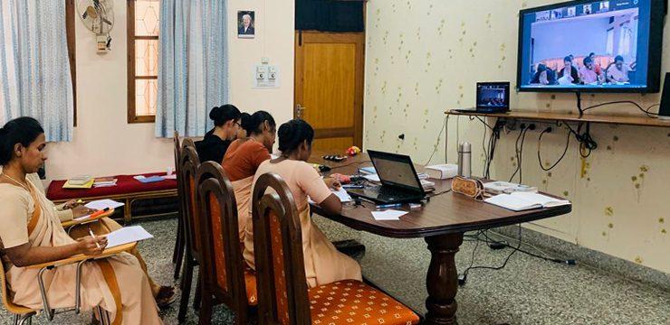 Online Theology classes, Bangalore, India