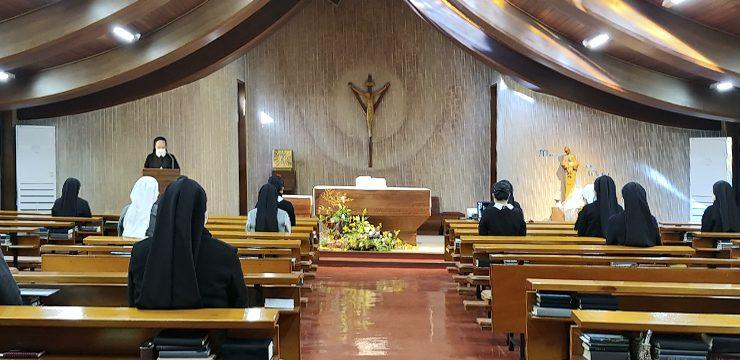 Simpósio Mariano, Província Regina Pacis, Incheon