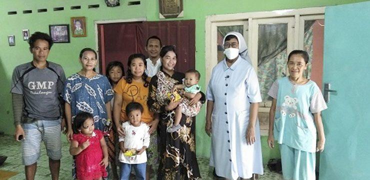Amor sem Fronteiras, Indonésia