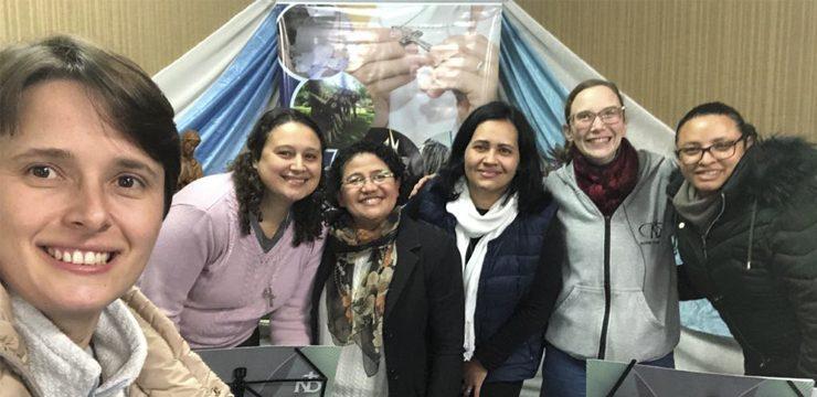 One month dedicated to Vocations, Our Lady Aparecida Province, Canoas