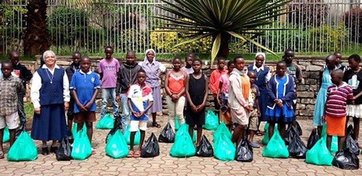 COVID-19 und die Kommunitäten der Schwestern Unserer Lieben Frau in Uganda