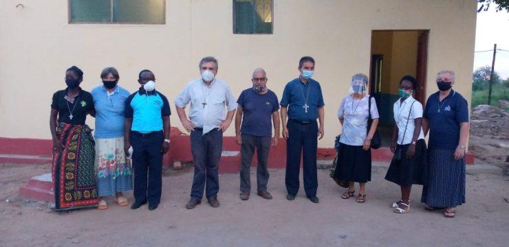 Eine neue Mission, Tete, Mosambik