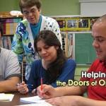 <!--:en-->Helping to Open the Doors of Opportunity<!--:--><!--:de-->Türen öffnen helfen<!--:--><!--:pt-->Ajudando a Abrir as Portas da Oportunidade<!--:--><!--:ko-->기회의 문: 노틀담이 함께 열다<!--:--><!--:id-->Membantu Membuka Pintu Kesempatan<!--:-->