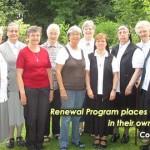 "<!--:en-->Renewal Program places German Sisters in their own ""Rootedness""<!--:--><!--:de-->Das Erneuerungsprogramm führt deutsche Schwestern zu ihrem ""Ursprung""<!--:--><!--:pt-->Programa de Renovação Coloca as Irmãs Alemãs nas Próprias ""Raízes""<!--:--><!--:ko-->쇄신 프로그램을 통해 스스로의 ""뿌리내리기"" 작업을 마친 독일 수녀들<!--:--><!--:id-->Program Renewal membawa para Suster Jerman pada ""akar"" mereka sendiri<!--:-->"