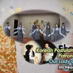 <!--:en-->Following Jesus : Patronal Feast Day of Korean Postulants<!--:--><!--:de-->Jesus nachfolgen: Das Patronatsfest der koreanischen Postulantinnen<!--:--><!--:pt-->Seguindo Jesus: Dia da Festa Patronal das Postulantes da Coréia<!--:--><!--:ko-->주님을 따라서: 한국 평화의 모후 관구 청원소 축일<!--:-->