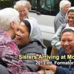 <!--:en-->Sisters Arriving at Motherhouse<!--:--><!--:de-->Die Ankunft der Schwestern im Mutterhaus<!--:--><!--:pt-->Irmãs chegando à Casa Madre<!--:--><!--:ko-->모원에 도착하는 수녀들<!--:--><!--:id-->Para Suster tiba di Rumah Induk<!--:-->