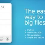 Wie werden umfangreiche Dateien verschickt? Hier einige Tipps