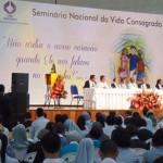 Irmãs celebram o ano da Vida Religiosa Consagrada na Basílica da Nossa Senhora Aparecida