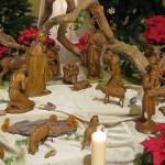 Natal di Rumah Induk, Roma, Italia