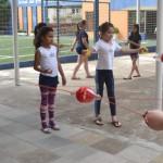 Schüler machen Spielzeug, Passo Fundo, Brasilien