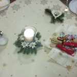 A Special Christmas coffee in Marienhain, Germany
