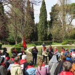 Stations of the Cross in the Spirit of Laudato Sí, Rome, Italy