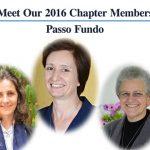 Menjumpai Para Anggota Kapitel Kita 2016: Passo Fundo