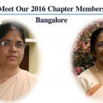 Conheça Nossas Capitulares 2016: Bangalore
