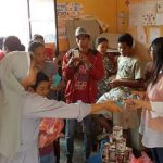 Celebrating Christmas Season with People of God, Pekalongan, Indonesia