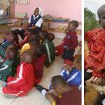 Welcome Sister Mary Karen Somerville, SND, East Africa