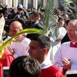 Perayaan Minggu Palma, Roma, Italia