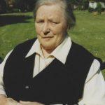 Sister Maria Walburga