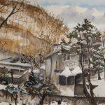 Flowerday Morning Art School with DREAM, HOPE & Future, South Korea