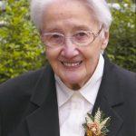 Sister Maria Benediktine
