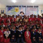 Programa de Saúde Escolar, uma nova iniciativa na Índia
