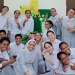 Alleluja Alleluja!! Er ist auferstanden!! Internationales Ausbildungshaus, Bataan, Philippinen