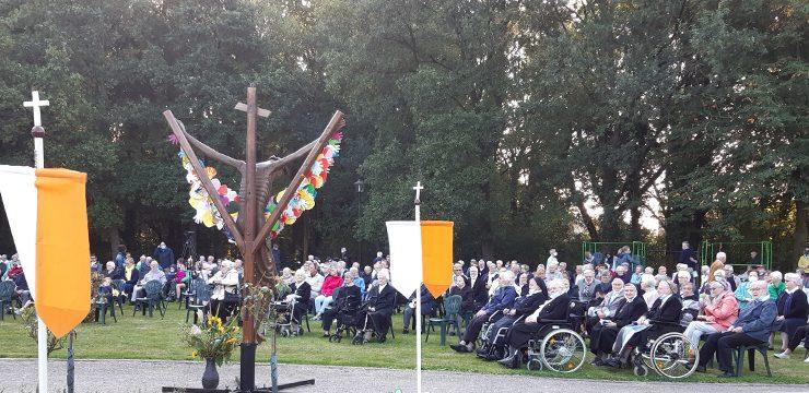 Das Coesfelder Kreuz in Kloster Annenthal, Coesfeld
