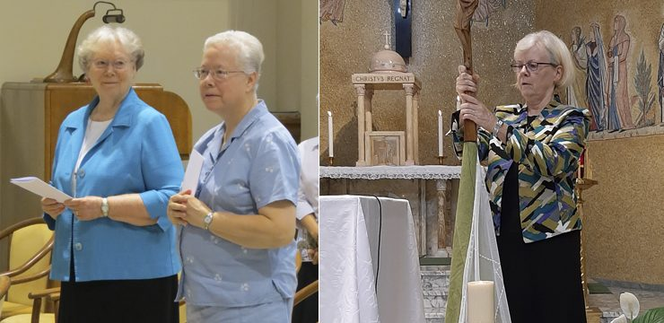 Transitions at the Motherhouse