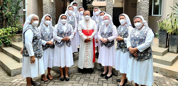 Celebrating 171 Years of the Sisters of Notre Dame