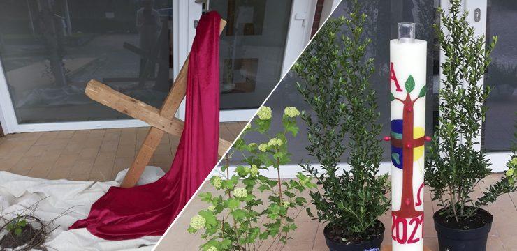 Fastenzeit und Ostern in der Emmaus Kommunität, Coesfeld, Deutschland
