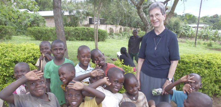 Looking back on 20 years in Uganda